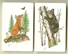 SWAP CARDS   PAIR OF ANIMALS # 1
